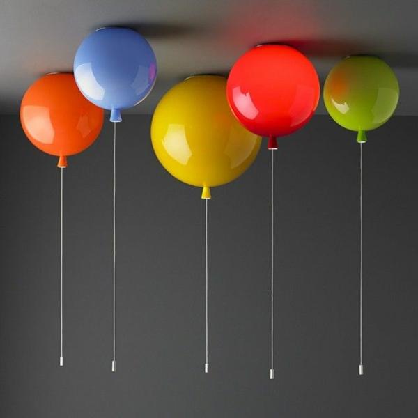 wandlampe deckenlampe kinderlampe schreibtischlampe ballon