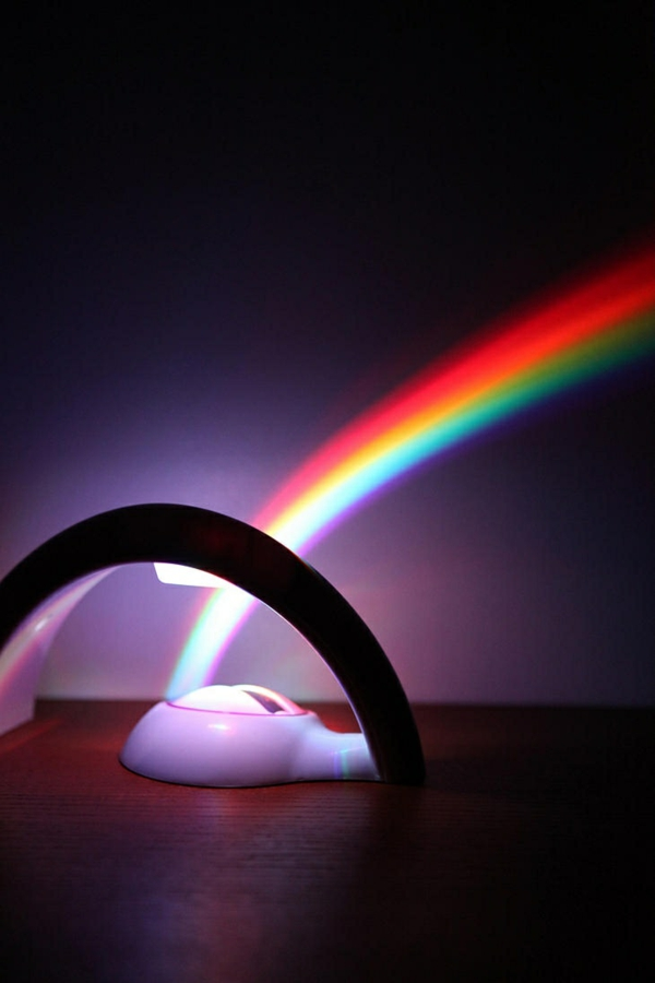 kinderlampe kinderzimmerlampen wandlampe deckenlampe schreibtischlampe regenbogen