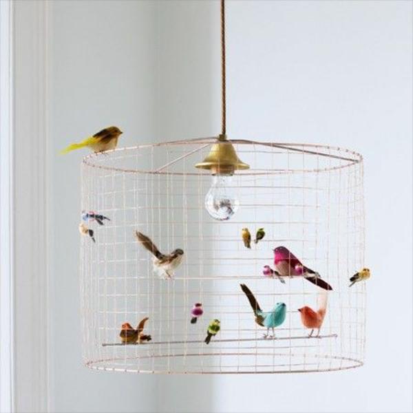 wandlampe deckenlampe kinderlampe schreibtischlampe vogelkäfig