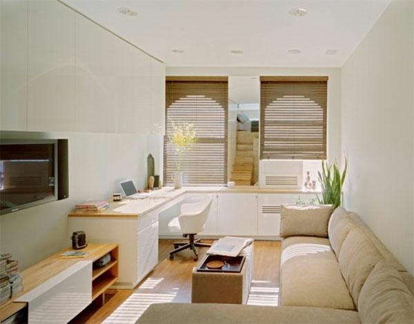 kleine wohnung einrichten, Wohnideen design