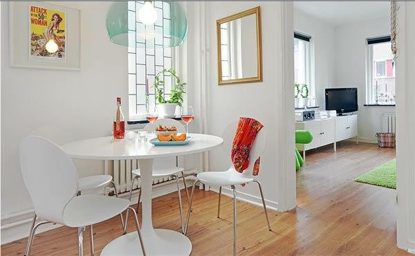 Kleine wohnung einrichten for Wohnung idee
