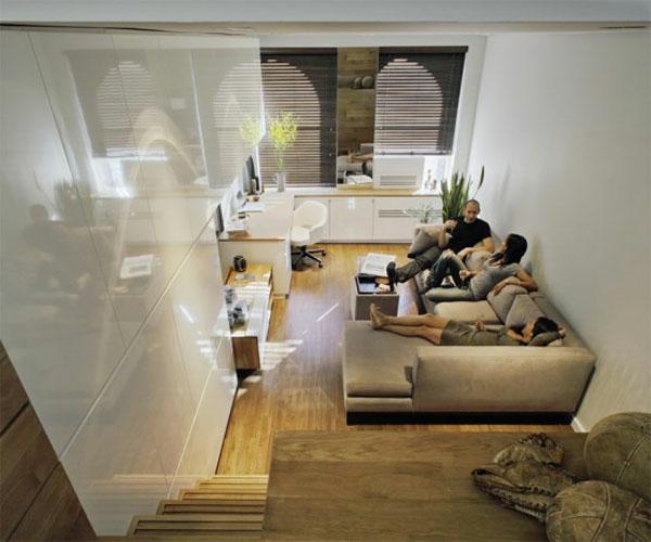 Kleine Wohnung einrichten