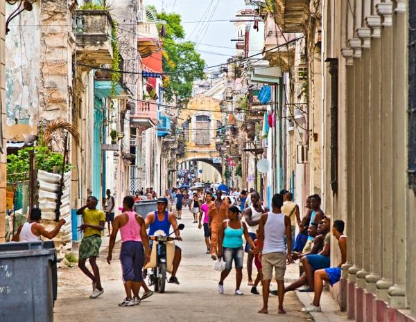 kubanische musik alltag havanna