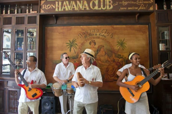 kubanische musik band havana club