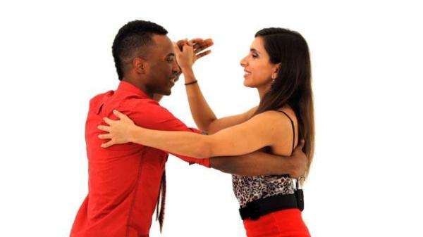 lateinamerikanische tänze bachata tanzen