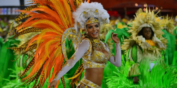 lateinamerikanische tänze samba karneval rio