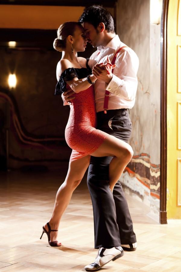 Lateinamerikanische tänze und heiße rhythmen
