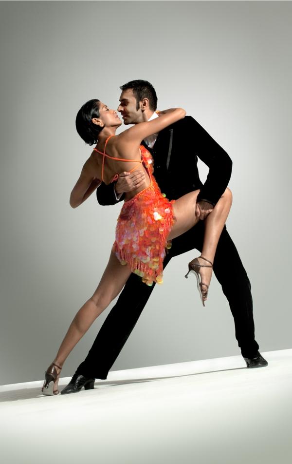 lateinamerikanische tänze tango