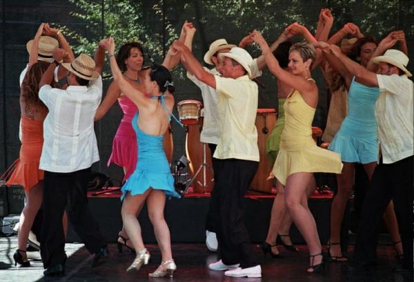 latino musik rueda kubanische salsa