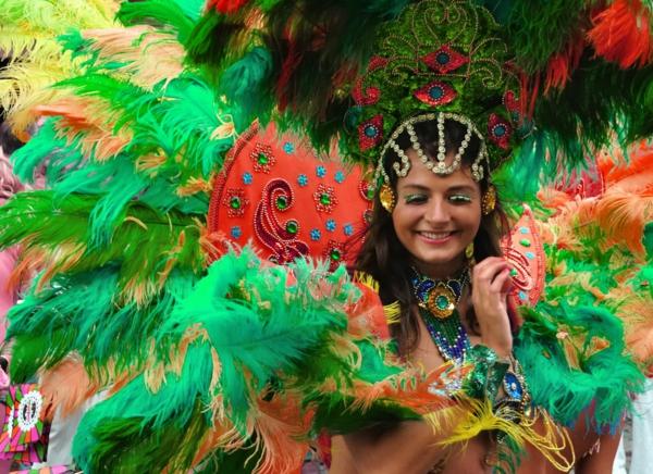 latino musik samba karneval brasilien