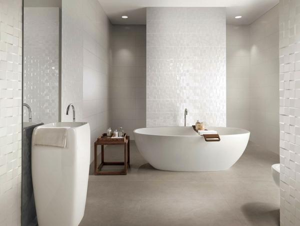 Italienische fliesen von fap ceramiche repr sentieren for Wandfliesen badezimmer