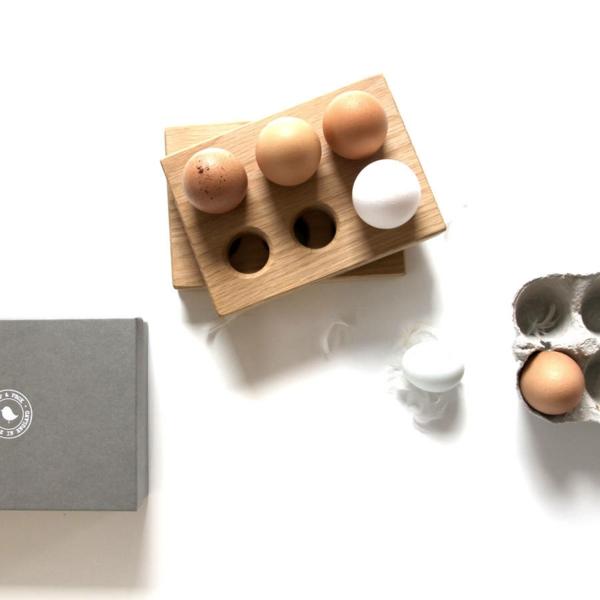 eierbecher holz ostergeschenke Hop&Peck ostereier