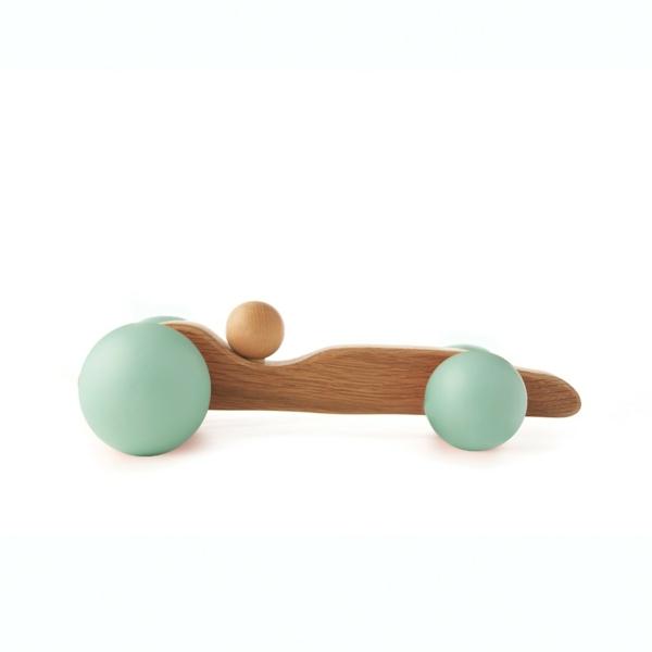 kinderspielzeug holz ostergeschenke Hop&Peck wagen