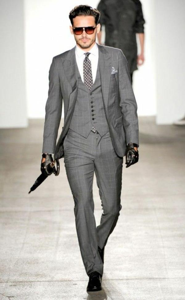 männer anzug modetrends klassischer englischer anzug herrenmode
