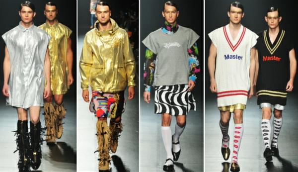 männer outfits modetrends 2015 Modetipps Männern tokyo fashion week