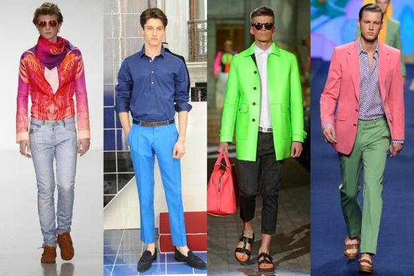 männer outfits modetrends ss 2015 Modetipps Männern