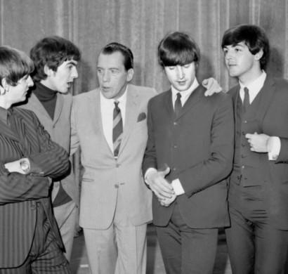 Männermode der 60er Jahre makellose Eleganz in kräftigen