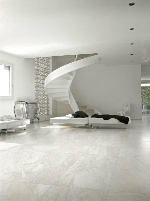 marble stone schwendeltreppe idee design