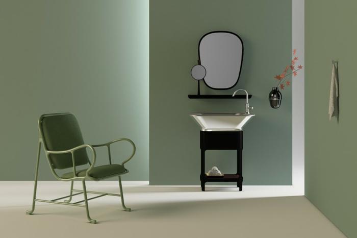 Kleines Bad Modern Und Praktisch Einrichten ...