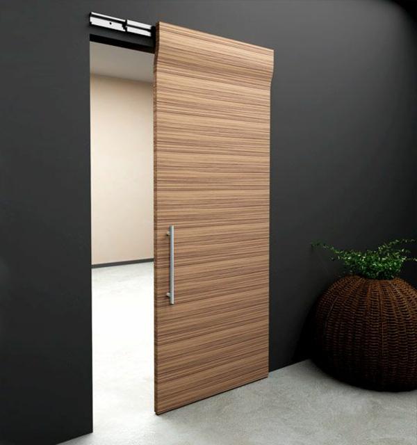 Innentür modern  Innentüren aus Holz - moderne Zimmertüren als Übergang zwischen Räumen