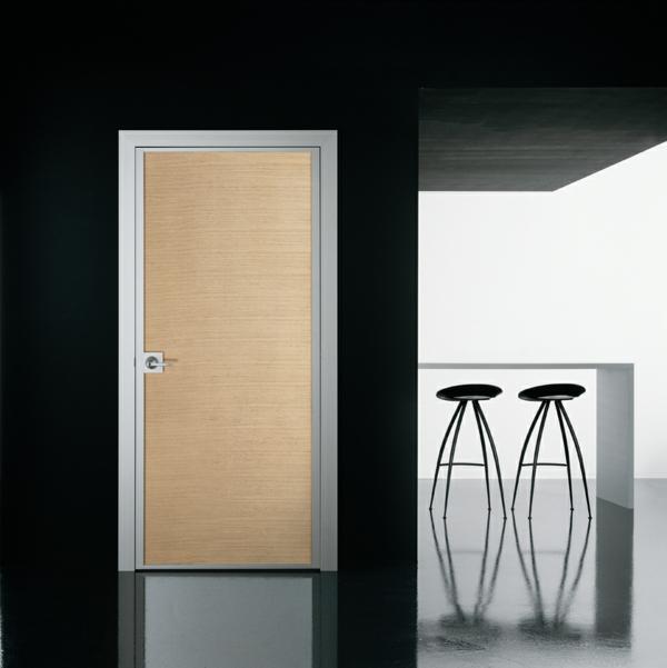 Moderne helle innentüren  Innentüren aus Holz - moderne Zimmertüren als Übergang zwischen Räumen