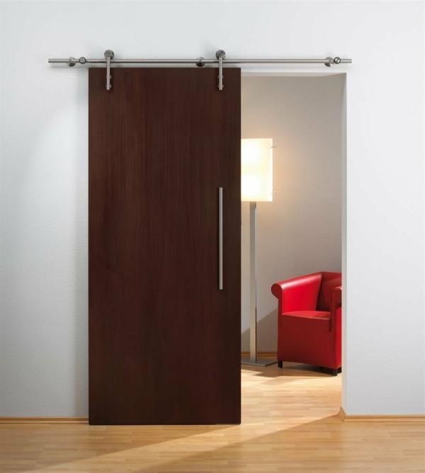 Innentüren aus Holz - moderne Zimmertüren als Übergang zwischen Räumen