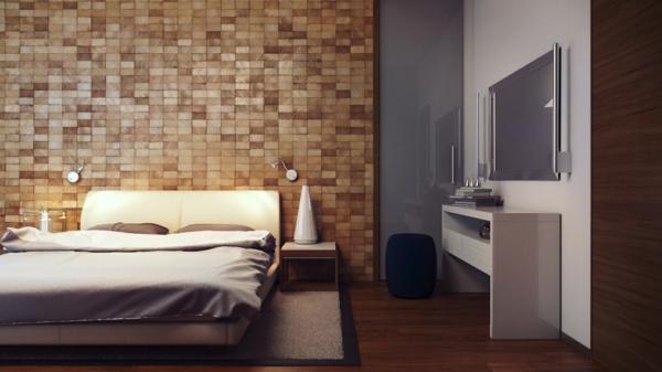 Wandtapete F?r Schlafzimmer : Die Tapeten als Wandgestaltungsmittel stellen die tolle Gelegenheit
