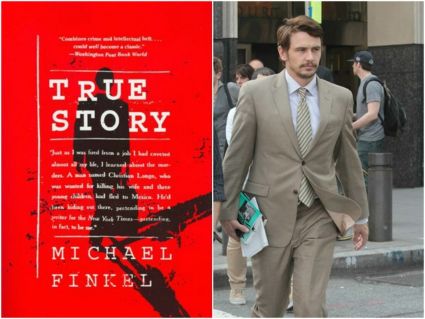 neuste kinofilme the true story michael finkel buch