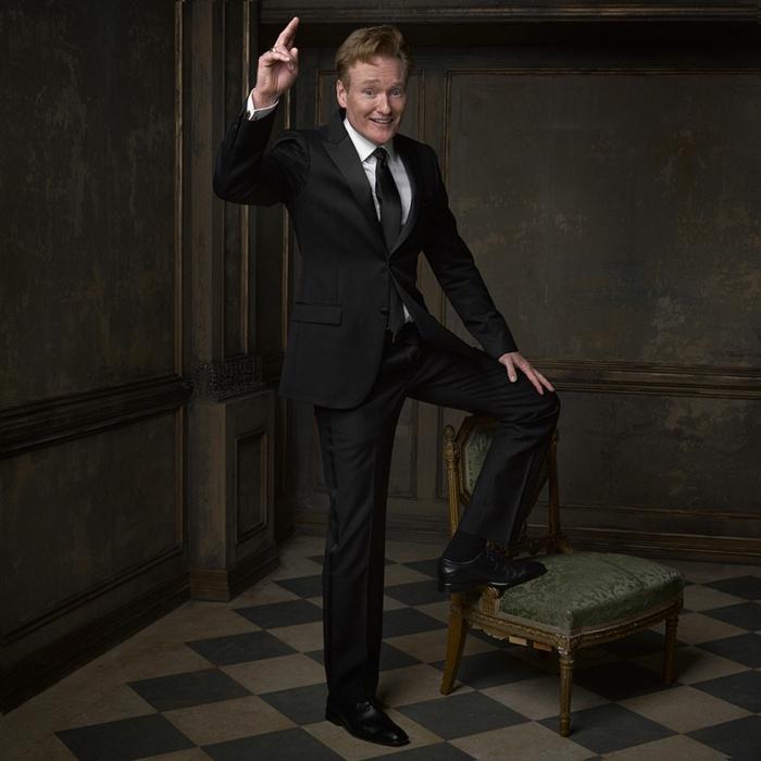 oscar verleihung portraitfotos Conan O'Brien fotografer mark seliger für vanity fair