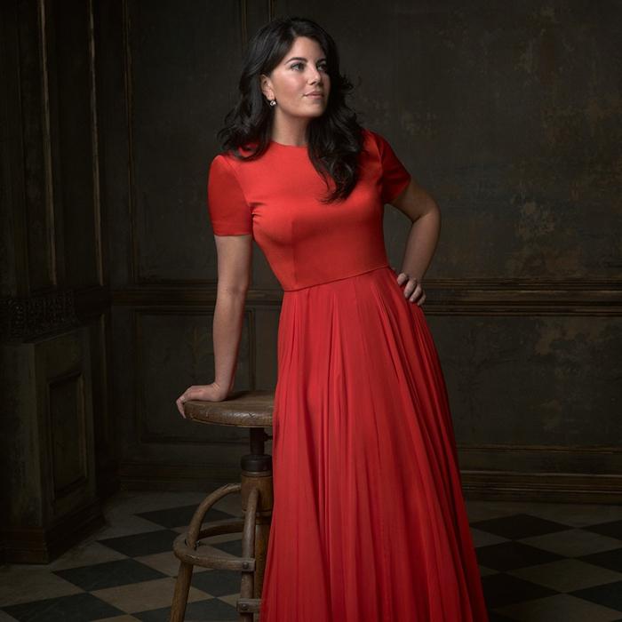 oscar preisverleihung portraitfotos Monica Lewinsky fotografer mark seliger für vanity fair