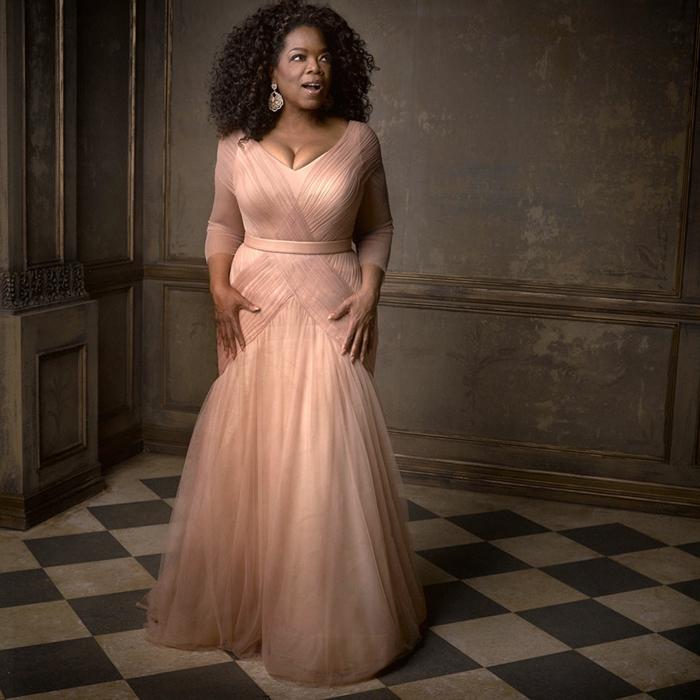 oscar preisverleihung portraitfotos Oprah Winfrey fotografer mark seliger für vanity fair
