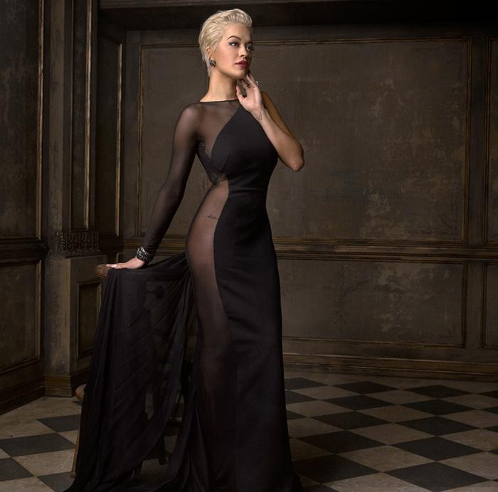 oscar verleihung portraitfotos Rita Ora fotografer mark seliger für vanity fair