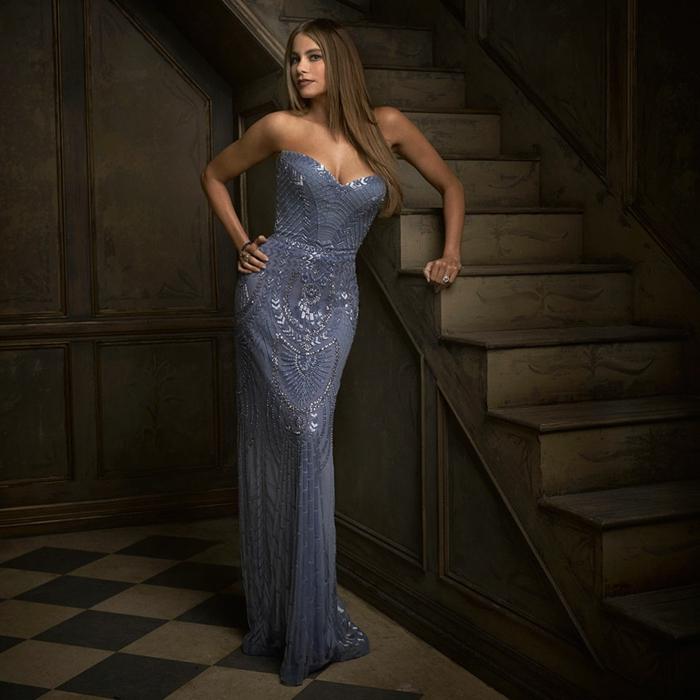 oscar verleihung portraitfotos Sofia Vergara fotografer mark seliger für vanity fair