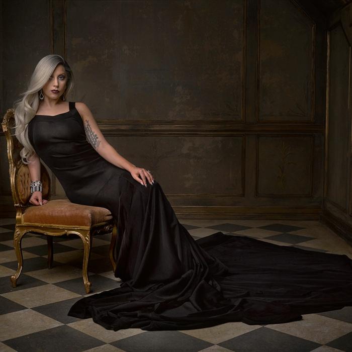 oscar verleihung portraitfotos lady gaga fotografer mark seliger für vanity fair