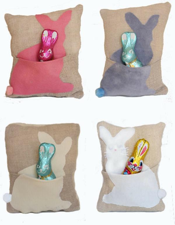 osterdeko basteln indem sie neue kisselnh llen n hen. Black Bedroom Furniture Sets. Home Design Ideas