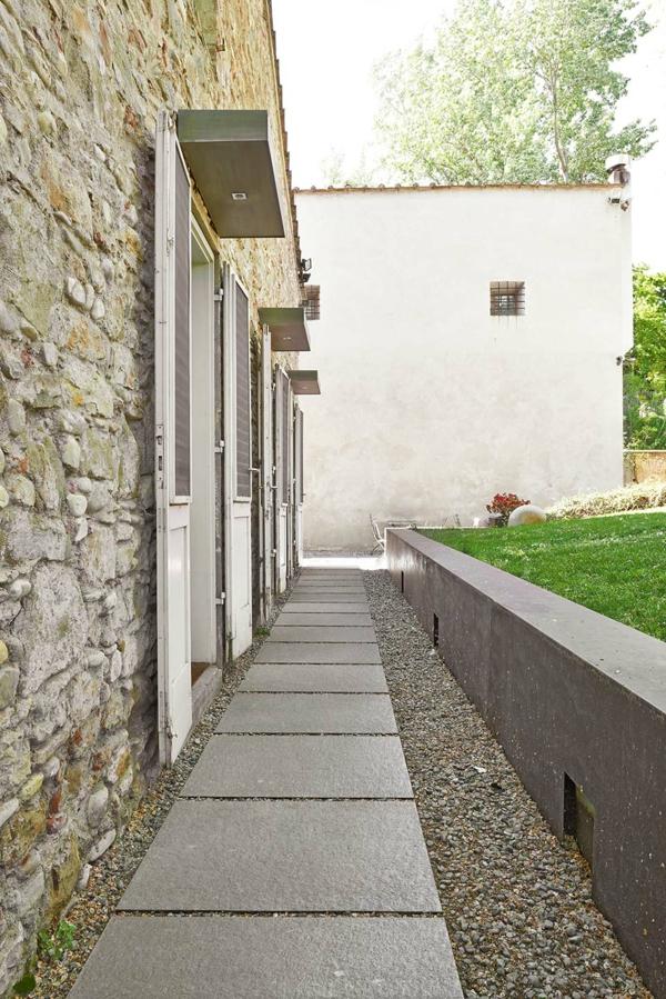 platten beton material stones