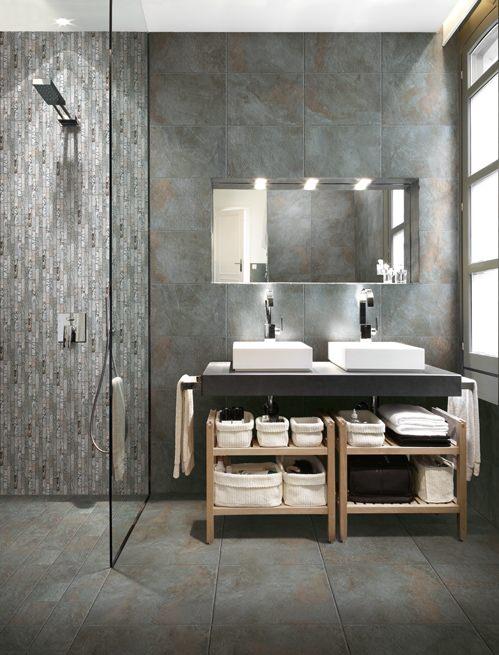 rok badezimmer fliesen design modern cerdomus
