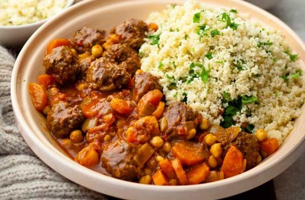 kartoffel eintopf marokkanisch lammfleisch