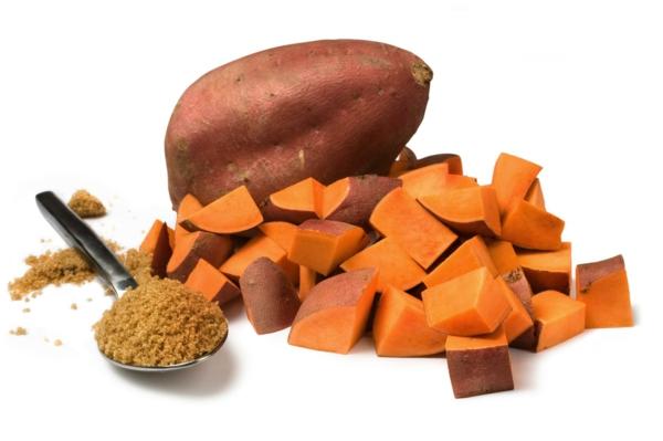 kartoffel zucker roh zuckergehalt