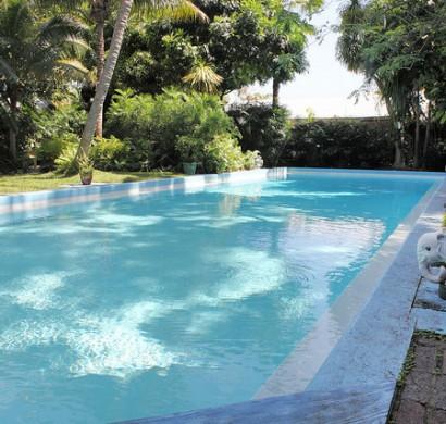 Fabulous Gartenpool - Salzwasser Pool im eigenen Garten bauen WF06