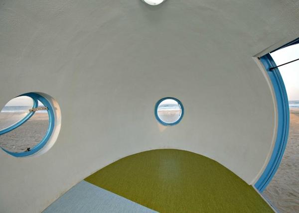 urlaubsreise schöne wohnideen strandhütte architektur innendesign