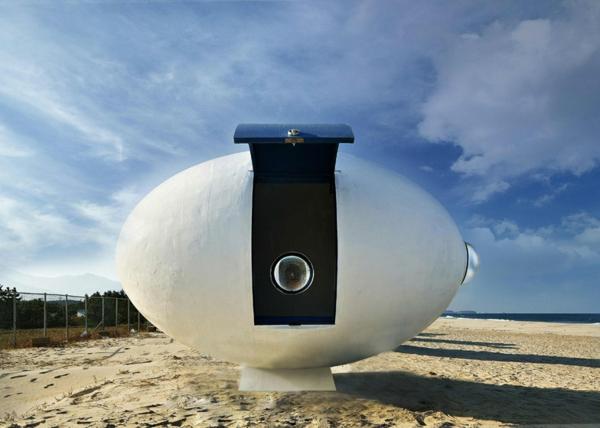 urlaubsreise schöne wohnideen strandhütte architektur inspirierend