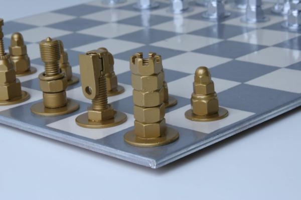 schachfiguren gold bauer läufer springer turm
