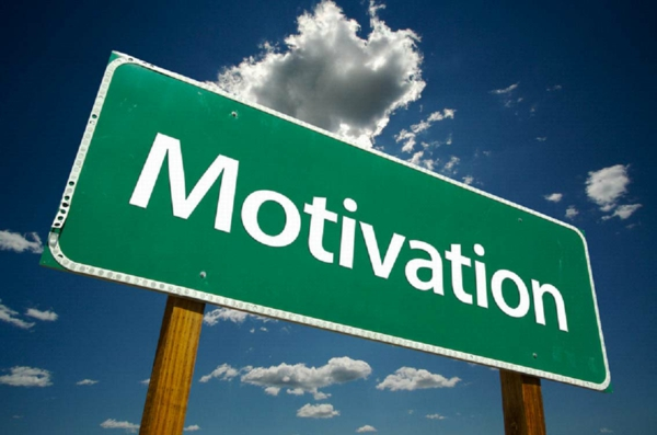 selbstmotivation schild motivation himmel