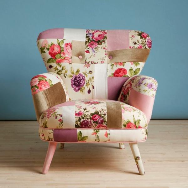 bunter sessel bezaubert das innendesign auf eine farbenfrohe weise. Black Bedroom Furniture Sets. Home Design Ideas