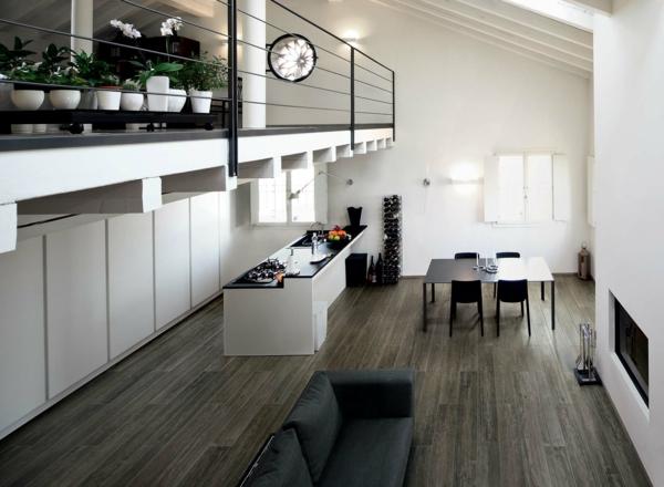 sofa bodenfliesen design kücheninsel