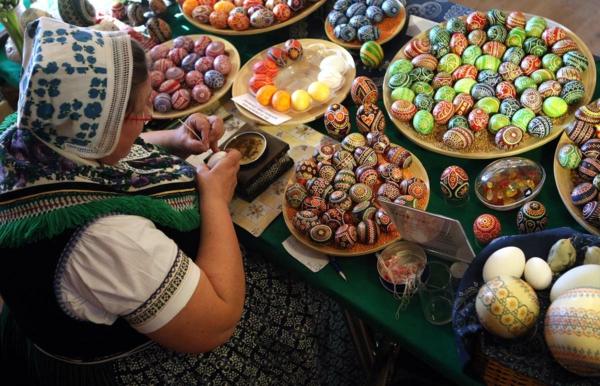 sorbische ostereier ostermarkt schleife