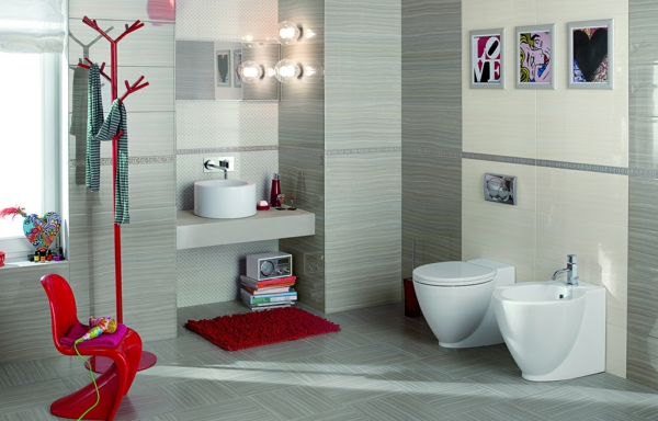 stile seta gesso design wandfliesen rot stücke dekorativ