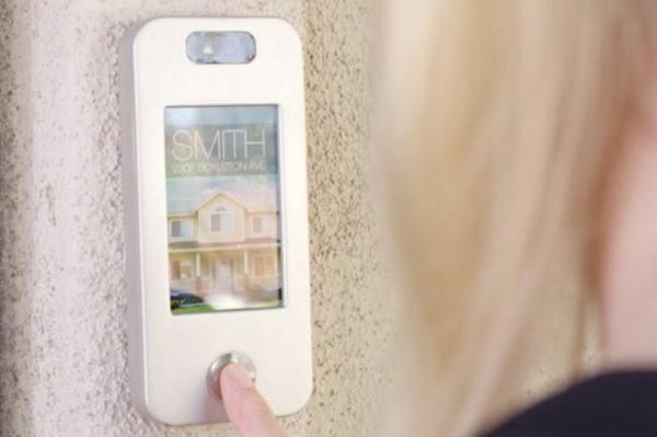 türklingel design smart türklingeln camera