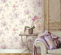 Florale Tapeten – Naturnahes und zeitgenössisches Ambiente erschaffen
